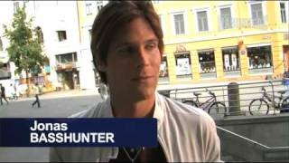 Basshunter - Angel In The Night (Behind The Scenes)