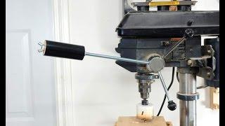 Auto Drill Press Lever
