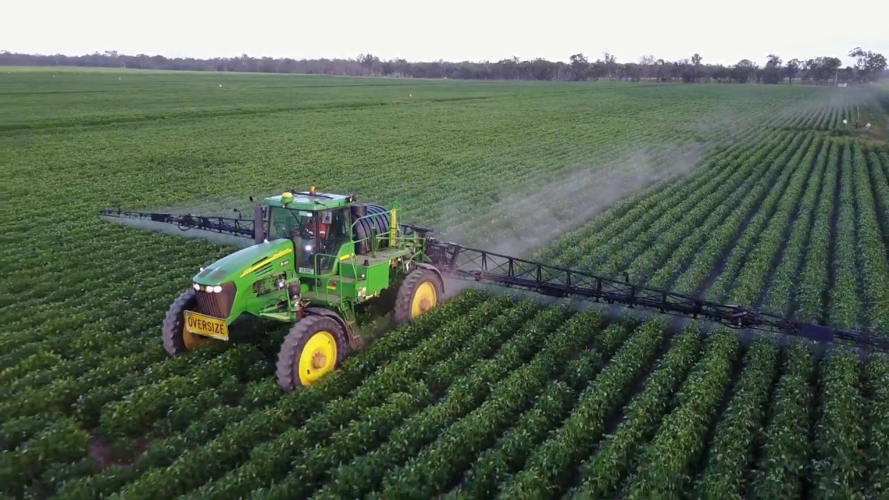 John Deere Sprayer >> John Deere 4720 Self Propelled Sprayer Agri Con Solutions Youtube