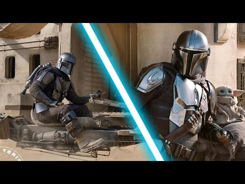 The Mandalorian Season 2 First Look Revealed By Entertainment Weekly Youtube