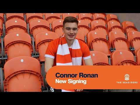New Signing | Connor Ronan