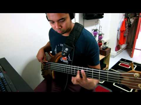 Death - Scavenger of Human Sorrow Bass Cover