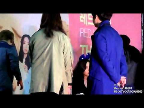 150319 레드벨벳 인천 신세계 팬싸(조이)