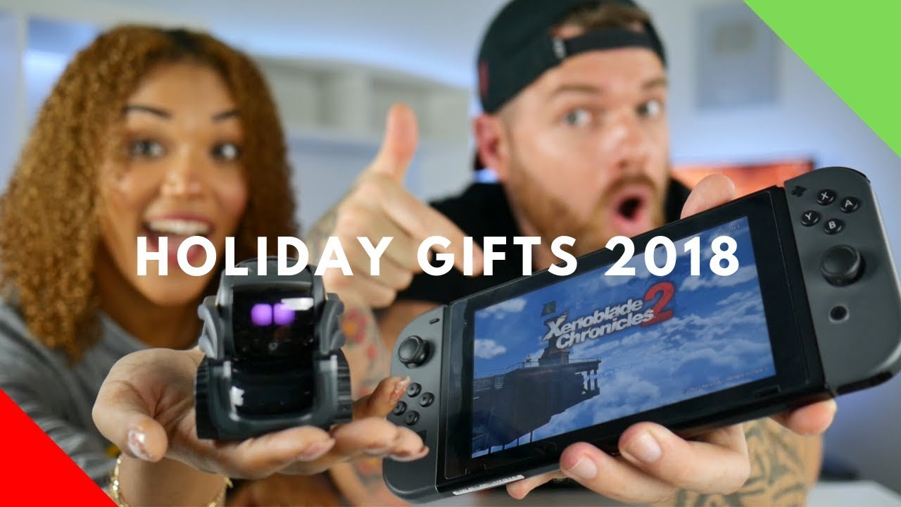 Best Holiday Gifts Gift Ideas For Him Her 2018 Youtube