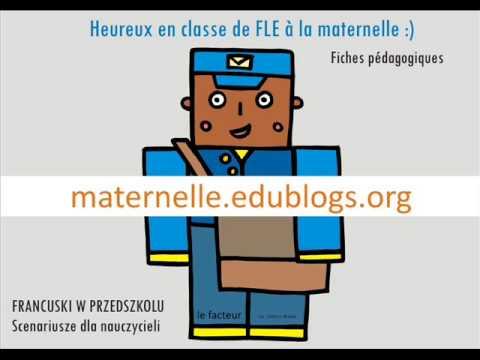 Le facteur n'est pas passé - maternelle.edublogs.org