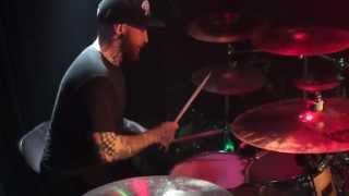 kevin foley drum cam benighted fritzl live at scream croydon 11 04 15 1080p hd