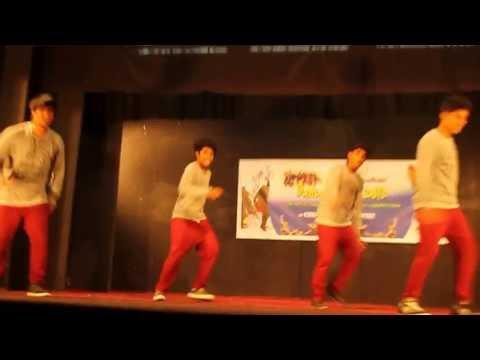 Ethir neechal - Competiton dance Purple Dance Center Abu dhabi