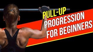 Pull Ups For Beginners (6 Simple Steps For Strict Pull Ups In CrossFit®)