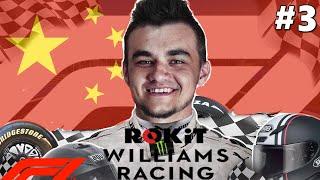 Byłem liderem wyścigu!! GP Chin️ F1 2019 #3 MafiaSolecTeam