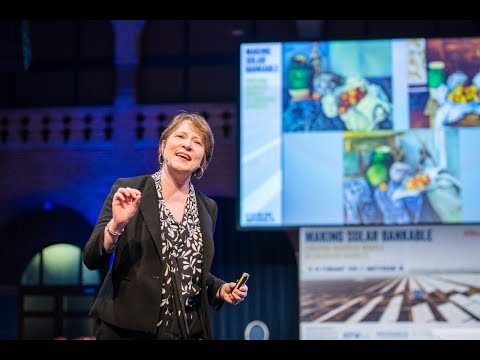 Making Solar Bankable 2018: Amy Herman - The Art of Perception