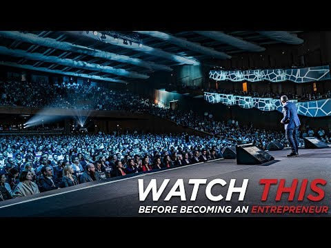 Watch this Before Becoming an Entrepreneur - 10X World Tour