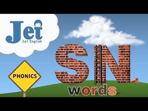 Phonics: SN Words