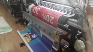 видео Широкоформатная печать астана