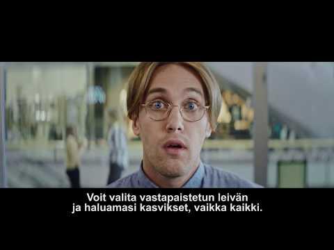 Subwayn Päivä Subi -tv-mainos (30 sek, tekstitetty)