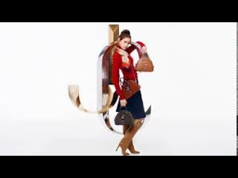 Autumn Winter 2019 Collection featuring Kaia Gerber | Jimmy Choo