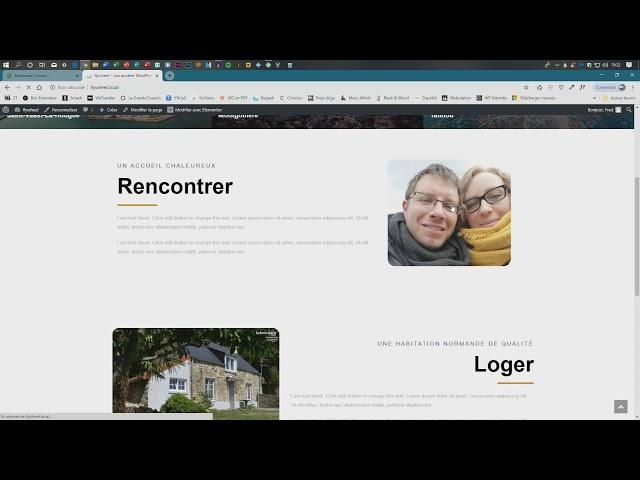 Création d'un site internet WordPress partie 3