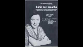 Alicia de Larrocha plays Mendelssohn - Variations sérieuses, Op.54 [rec.1970]