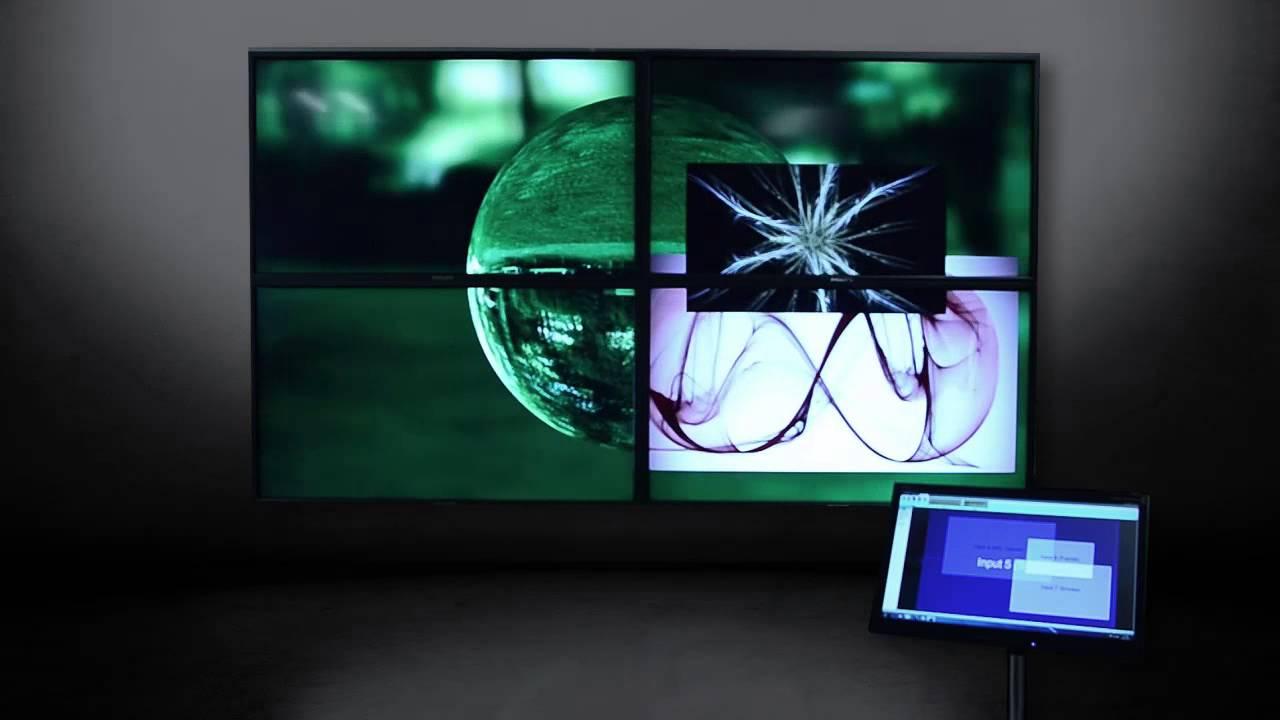 Matrox MuraControl Video Wall Management Software