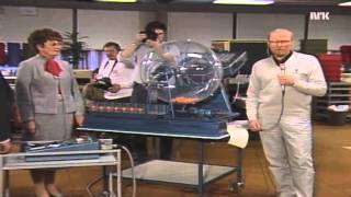 Første Lotto-trekning (1986)