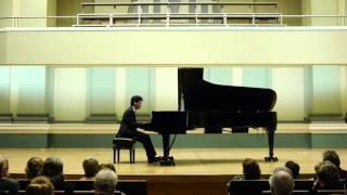 Mikalojus Konstantinas Čiurlionis - Marco Alesi, piano