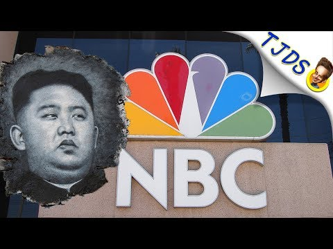 NBC News Scaremongers Peace Talks With North Korea