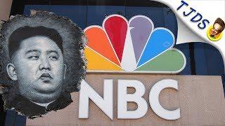NBC News Scaremongers Peace Talks With North Korea