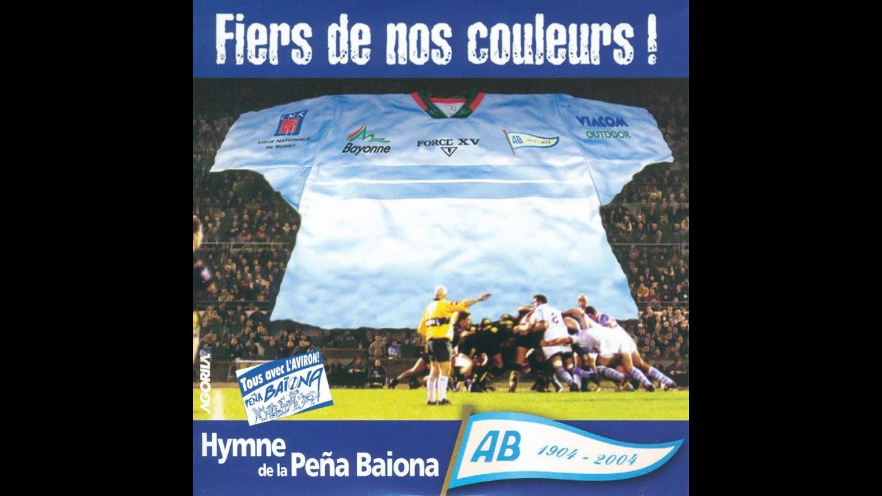 hymne aviron bayonnais