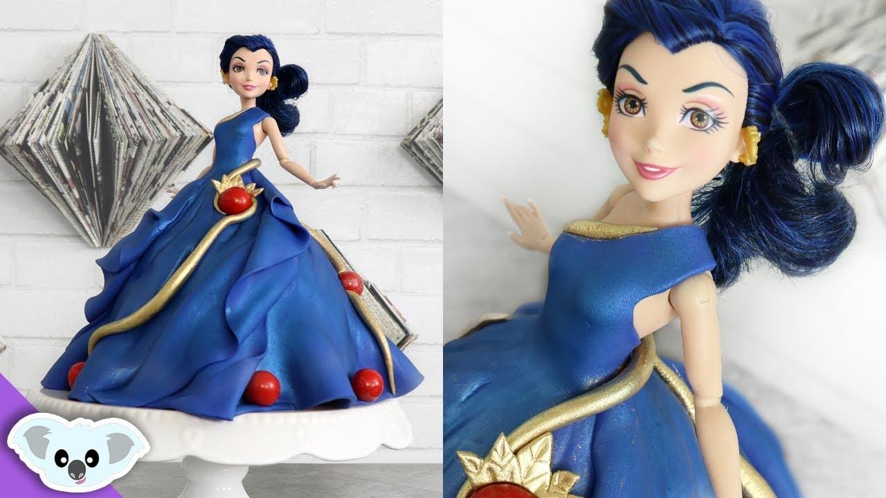 How To Make Disney Descendants Cakes