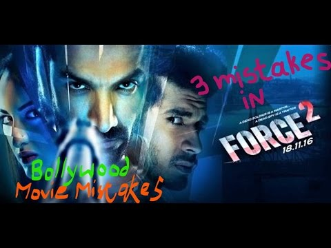 3 mistakes in Force 2