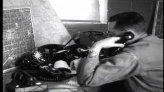 US 101st Airborne Division soldiers in Little Rock during Operation Arkansas HD Stock Footage
