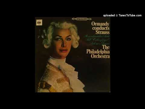 Richard Strauss arr. Arthur Rodzinski : Der Rosenkavalier, Suite from the opera TrV 227d (1945)