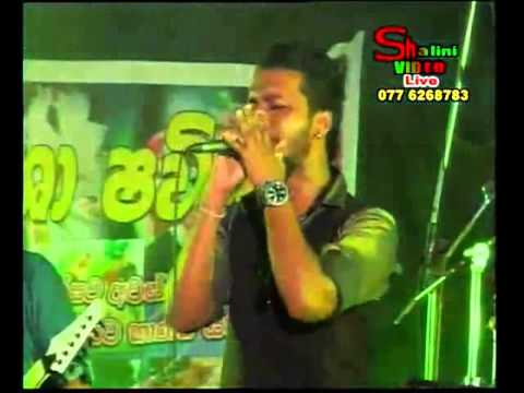UPDATE Vocalist Shehan Udhesh - Budune Jesune With All Right
