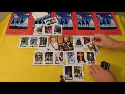 Prince Charles & Camilla Contemplating Divorce? Playing Card Divination
