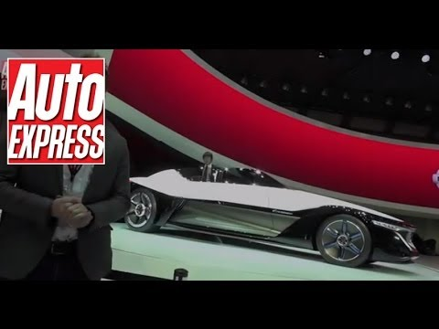 Nissan Concept cars at the Tokyo Motor Show 2013