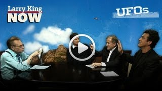 "UFO Skeptic Michael Shermer Interview | ""Larry King Now"" 