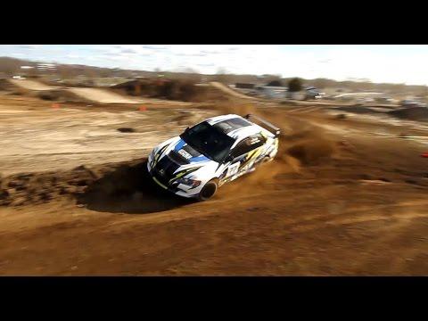 Raceway park Rallysprint