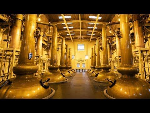 Glenmorangie Distillery Visit