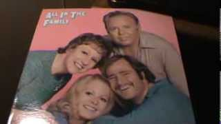 All in the Family / Funny dialogue clip, & End Title