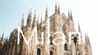 A journey to Milan | Travel video