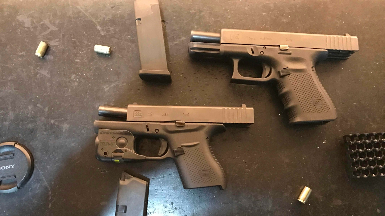GLOCK 43 vs GLOCK 19 | WHICH IS BETTER FOR ME? - YouTube
