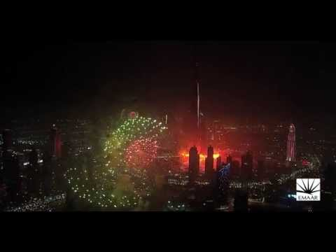 Downtown Dubai 2015 NYE – Short Highlight Video