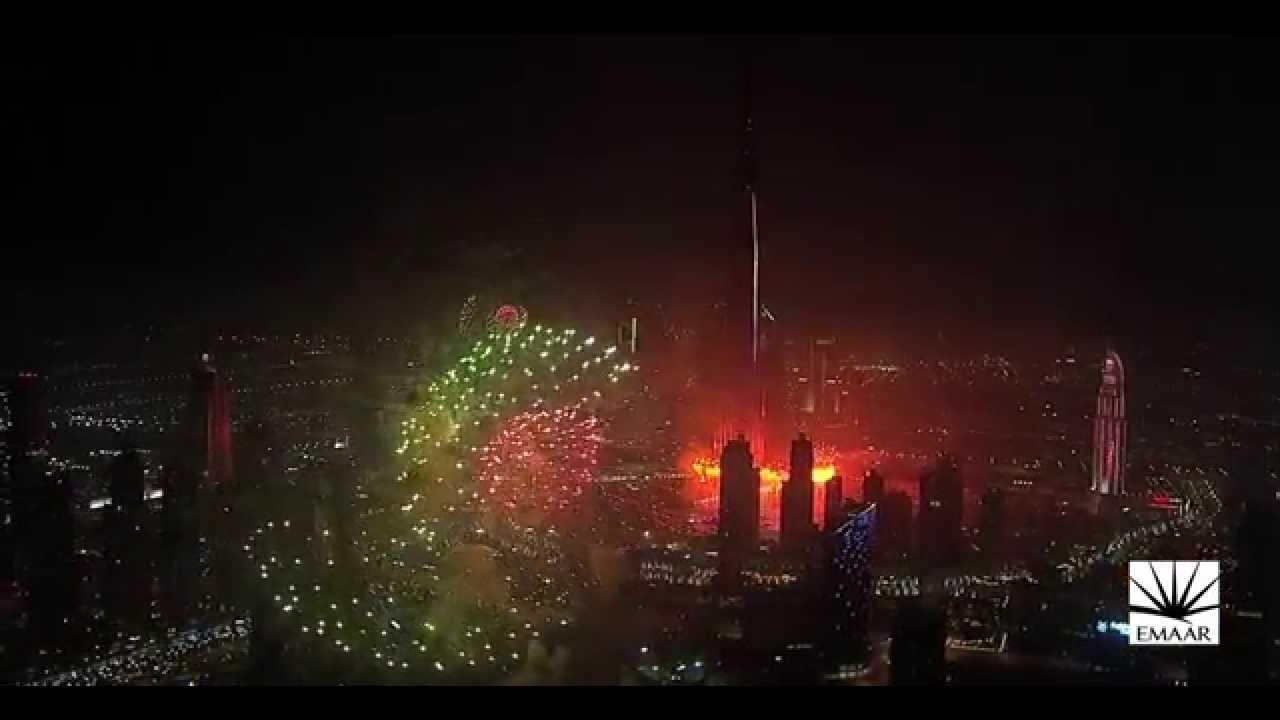 Download Downtown Dubai 2015 NYE - Short Highlight Video