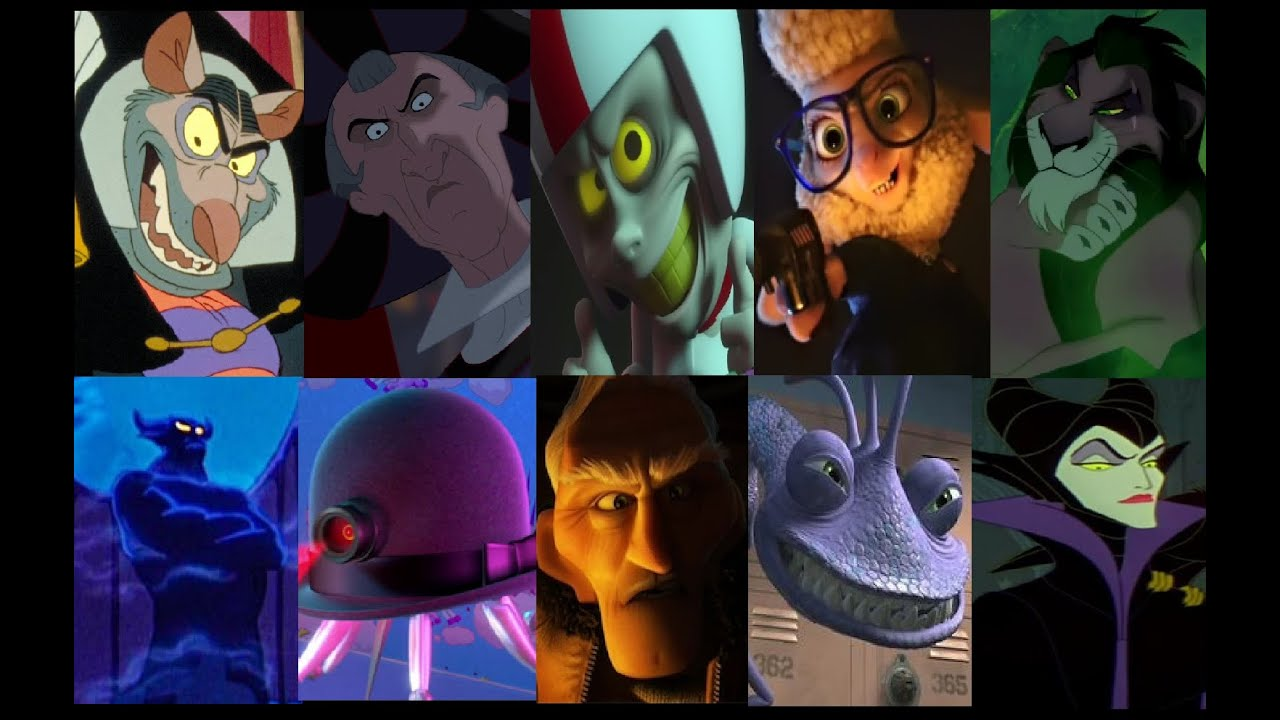 Defeats Of My Favorite Disney Movie Villains By Zombros Engar