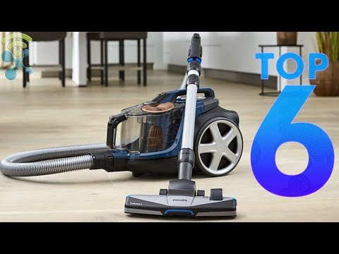 TOP 6 Best Vacuum Cleaner 2018