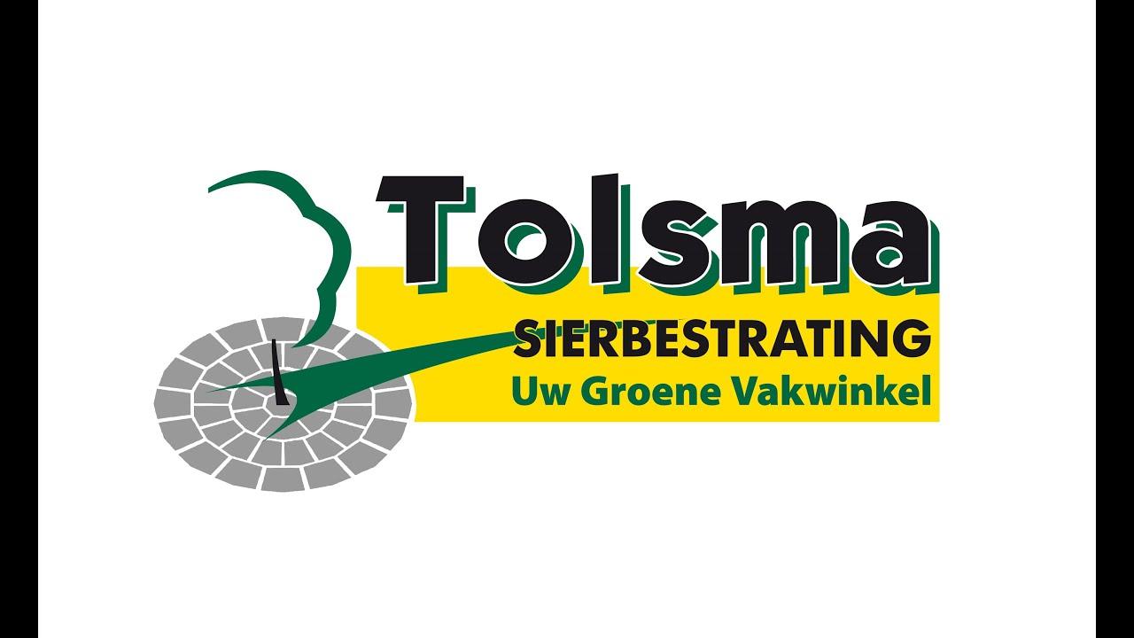 Tolsma bestrating