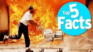 Top 5 Facts: 1992 LA Riots