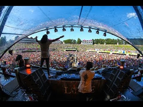 Tomorrowland Belgium 2017 | Sunnery James & Ryan Marciano