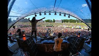 Tomorrowland Belgium 2017 | Sunnery James & Ryan Marciano