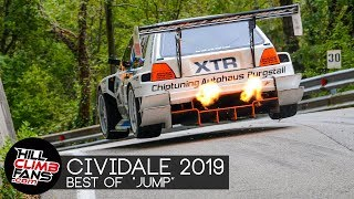 Hill Climb Cividale 2019 - BEST of ☆JUMP☆