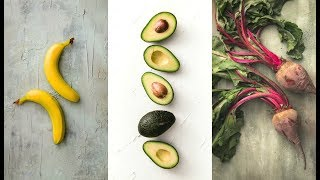 DIY Backdrops for Food Photography